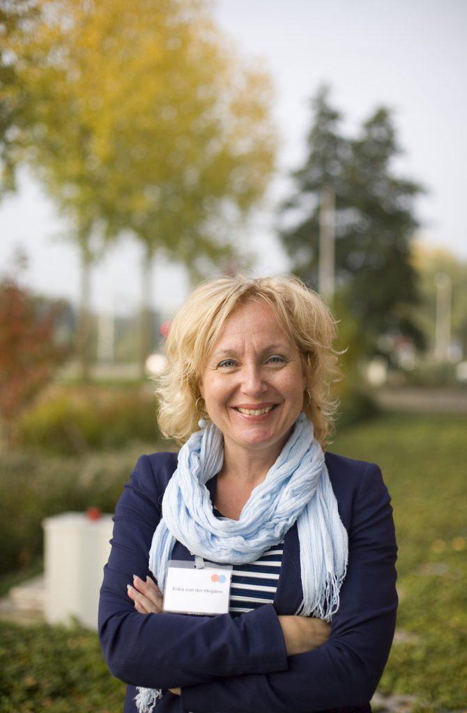 Erika van der Heijden, sociaal makelaar